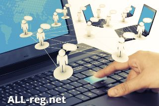 Получение ссылок при использовании блогов